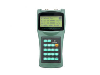 handheld ultrasonic meters