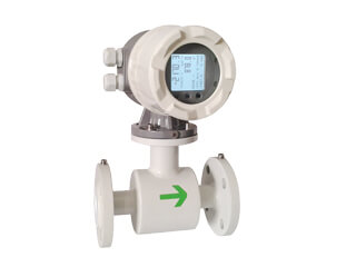 industrial magnetic flow meter