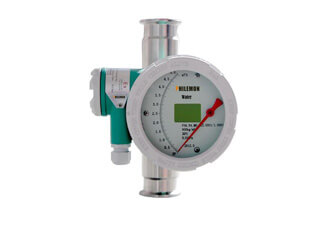 metal tube float flowmeter