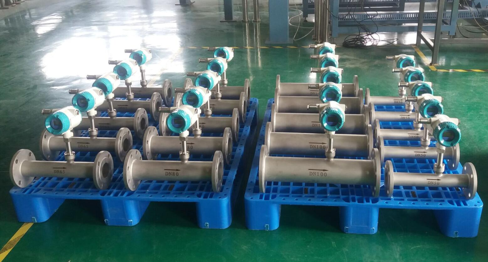 Big order thermal mass flowmeter ready for shipping.