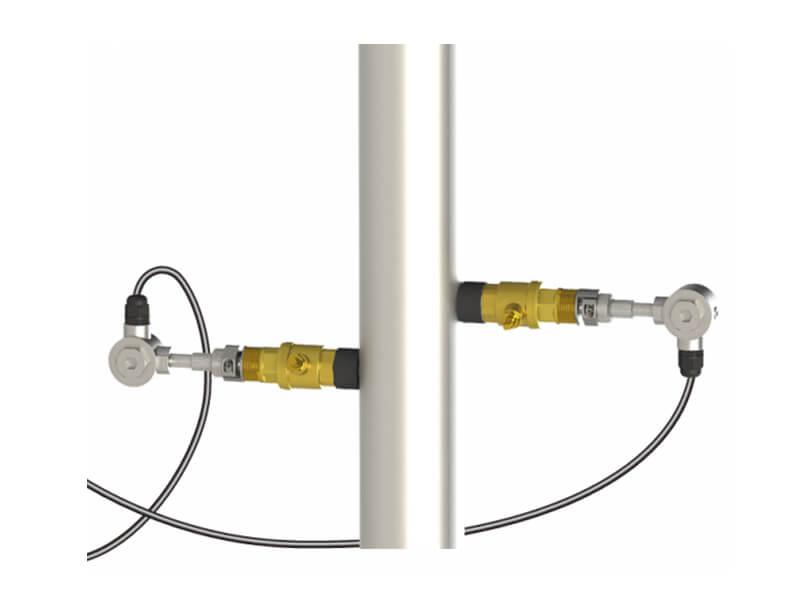 Insertion Ultrasonic Flow Meter - Q&T Instrument