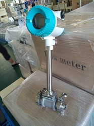 Tri-clamp Vortex Flow Meter