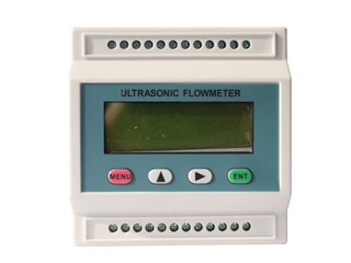 module insertion ultrasonic flow meter