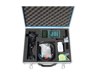 handheld ultrasonic meter