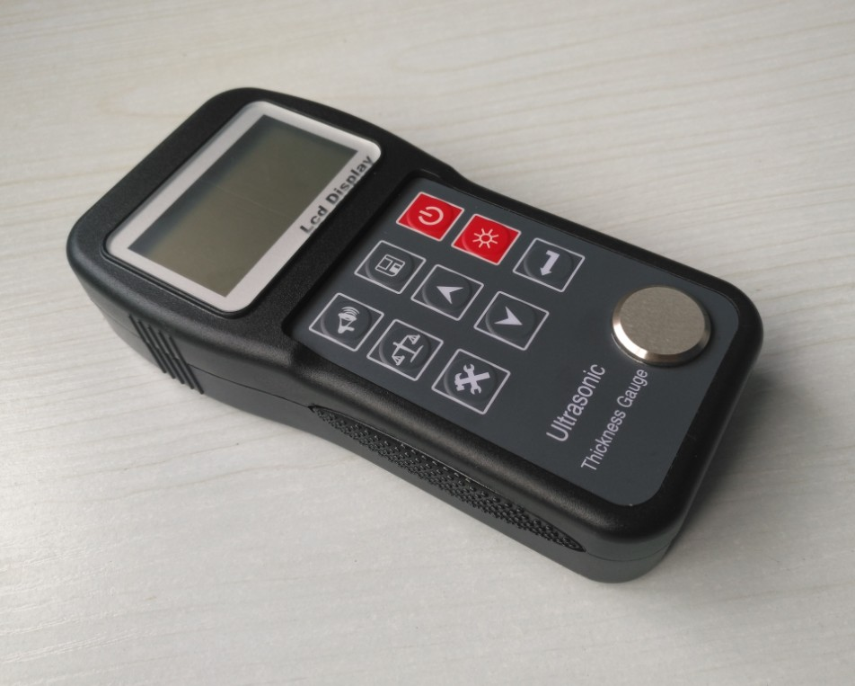 ultrasonic thickness gauge for delivery