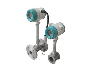 gas vortex flow meters