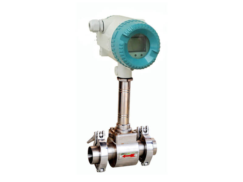 Tri-clamp Vortex Flow Meter - Q&T Instrument